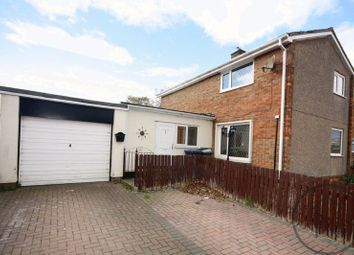 Thumbnail 3 bed end terrace house to rent in Creighton Road, Newton Aycliffe