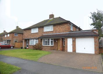 Thumbnail 3 bed semi-detached house to rent in Woodmans Way, Bishops Cleeve, Cheltenham