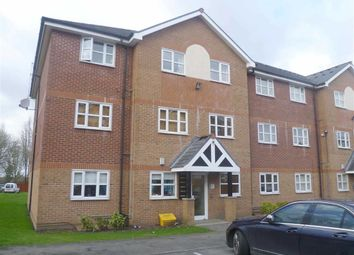 Thumbnail 2 bed flat to rent in Hall Lane, Baguley, Manchester