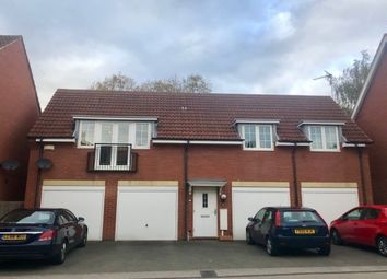 Thumbnail 2 bed flat to rent in Crediton Close, Coventry