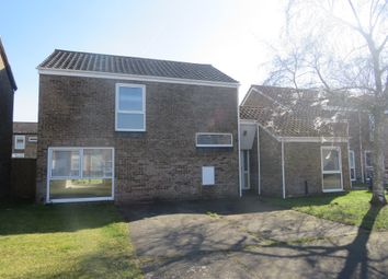 Thumbnail 4 bed end terrace house for sale in Lancewood Walk, Raf Lakenheath, Brandon