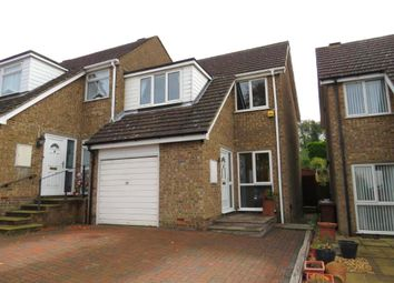 Thumbnail 3 bed semi-detached house for sale in Shepherd Close, Royston