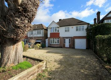 Thumbnail 4 bed detached house to rent in The Avenue, Sunbury-On-Thames