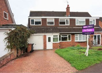 Thumbnail 5 bed detached house for sale in Chadswell Heights, Lichfield