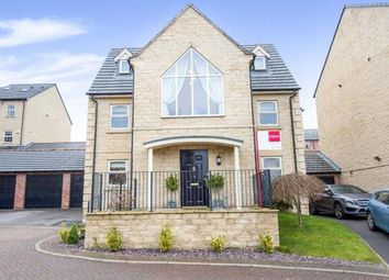 Thumbnail 5 bed detached house for sale in Mobray Drive, Woolley Grange, Barnsley, West Yorkshire