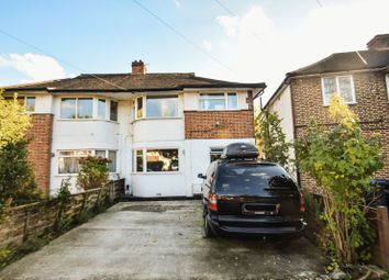 Thumbnail 2 bedroom flat for sale in Runnymede, Colliers Wood, London