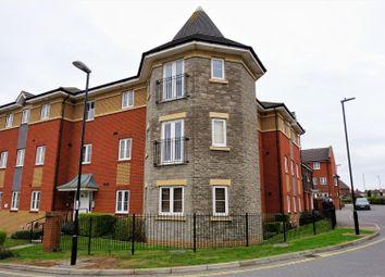 Thumbnail 2 bedroom flat for sale in Latimer Close, Brislington, Bristol