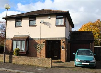 Thumbnail 3 bedroom detached house for sale in Sokeman Close, Greenleys, Milton Keynes