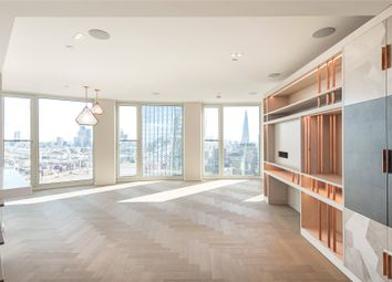Thumbnail 2 bedroom flat to rent in Southbank Tower, 55 Upper Ground, London