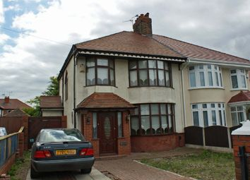 Thumbnail 3 bed semi-detached house for sale in George Moore Court, Hedgecroft, Thornton, Liverpool