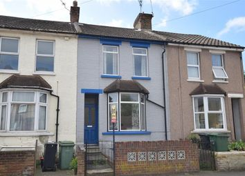 Thumbnail 3 bed terraced house for sale in Campbell Road, Maidstone, Kent