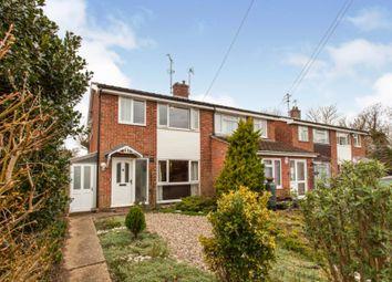 Sawston, Cambridge, Cambridgeshire CB22. 3 bed semi-detached house for sale