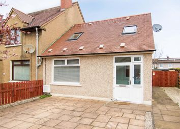 Thumbnail 2 bed end terrace house for sale in Pentland View, Dalkeith