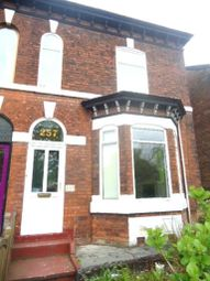 Thumbnail 3 bed terraced house to rent in Manchester Road, Heaton Chapel, Stockport