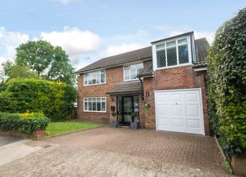 4 bed detached house for sale in Abbey Close, Pinner, Middlesex HA5