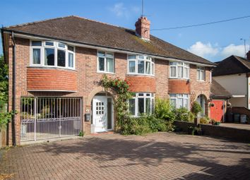 Thumbnail 4 bedroom semi-detached house for sale in Sydney Road, Haywards Heath