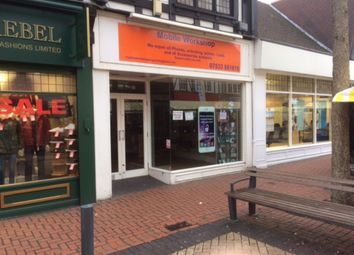 Thumbnail Retail premises to let in Bridge Place, Worksop