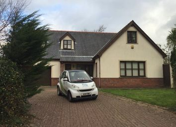 Thumbnail 4 bed detached house to rent in Ashleigh Gardens, Pembroke, Pembrokeshire