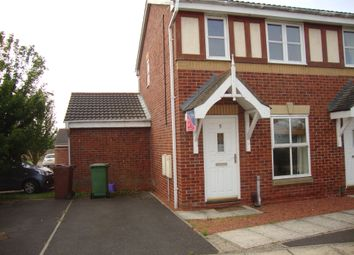 Thumbnail 2 bed end terrace house to rent in Belgrave Road, Grimsby