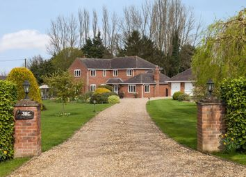 Thumbnail 4 bed detached house for sale in Dereham Road, Watton, Thetford