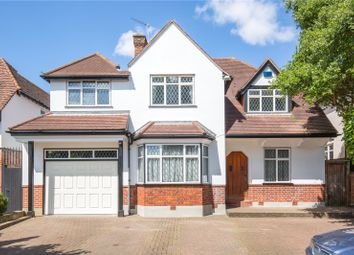Thumbnail 4 bedroom detached house for sale in Eversley Crescent, London