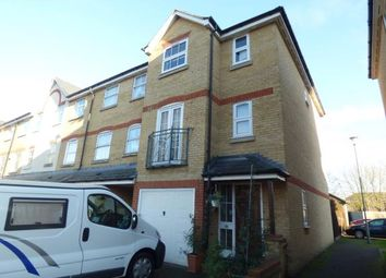 Thumbnail 3 bed end terrace house for sale in Harston Drive, Enfield