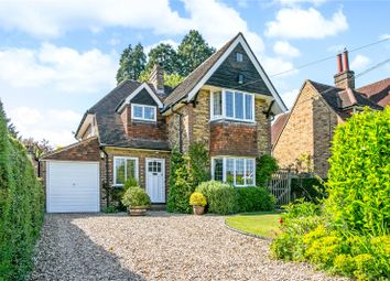 Thumbnail 3 bedroom detached house for sale in Chestnut Close, Amersham, Buckinghamshire