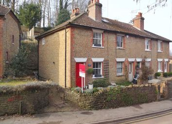 Thumbnail 2 bed end terrace house for sale in Brighton Road, Godalming