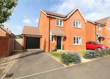 4 bed link-detached house for sale in Holmwood Park, Ferndown, Dorset BH22