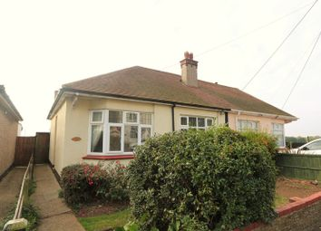 Thumbnail 2 bed semi-detached bungalow to rent in Elm Road, Benfleet