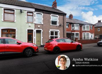 Thumbnail 3 bedroom end terrace house for sale in Crystal Court, Redlaver Street, Cardiff