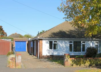 Thumbnail 2 bed semi-detached bungalow for sale in Shakespeare Avenue, Andover