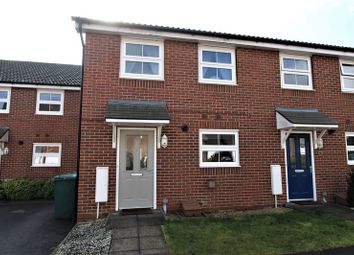 Thumbnail 2 bed terraced house for sale in Wellstead Way, Hedge End, Southampton