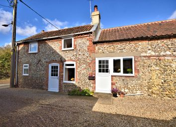 Thumbnail 2 bedroom cottage for sale in Burnham Road, South Creake, Fakenham