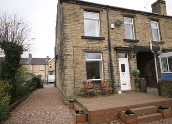 Thumbnail 2 bed end terrace house to rent in First Street, Low Moor, Bradford