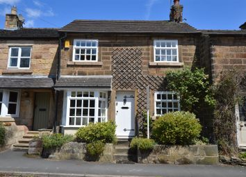 Thumbnail 3 bed cottage for sale in De Ferrers Court, Tamworth Street, Duffield, Belper