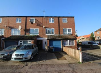 Thumbnail 3 bed town house for sale in Burncroft Avenue, Enfield