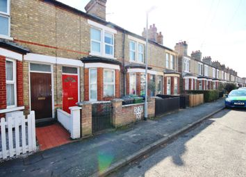 Thumbnail 3 bed terraced house to rent in Cowper Road, Cambridge