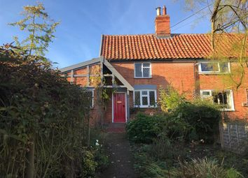 Thumbnail 3 bedroom semi-detached house to rent in The Banks, Blo Norton, Diss