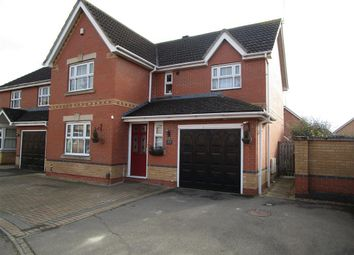 Thumbnail 4 bed property to rent in Cobblestone Court, Northampton