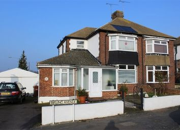 Thumbnail 5 bedroom semi-detached house for sale in Birling Avenue, Rainham, Kent