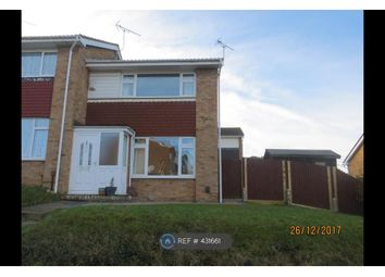 Thumbnail 2 bed semi-detached house to rent in Keswick Avenue, Sittingbourne