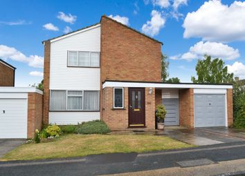 Thumbnail 3 bedroom detached house for sale in Copse Hill, Harlow