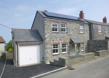 Thumbnail 3 bed detached house to rent in Paradise Road, Boscastle, Cornwall
