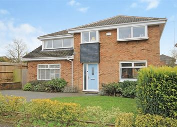 Thumbnail 5 bed detached house for sale in The Slip, Brixworth, Northampton