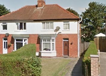 Thumbnail 3 bed semi-detached house to rent in Burringham Road, Scunthorpe