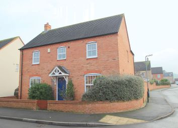 Thumbnail 4 bed detached house for sale in Poland Avenue, Lower Quinton, Stratford-Upon-Avon