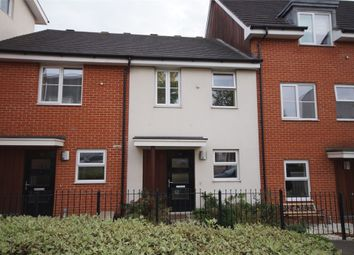 Thumbnail 2 bed terraced house to rent in Lindisfarne Way, Reading, Berkshire