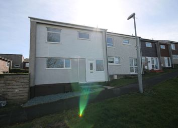 Thumbnail 3 bed end terrace house for sale in Turnberry Place, East Kilbride