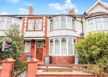 Thumbnail 3 bed terraced house for sale in Lincoln Road, Blackpool, Lancashire, .
